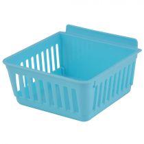 BX401-N Καλάθι αποθήκευσης 160x140x83mm μπλε, πλαστικό, cratebox