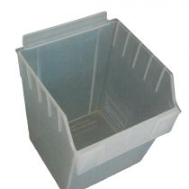 BX103-C Καλάθι αποθήκευσης 150x150x178mm διάφανο, πλαστικό, storbox