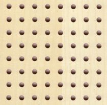 F05.MA Επιφάνεια ξύλου, διάτρητη 4mm 3050x1240mm ΣΦΕΝΔΑΜΟΣ