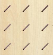 GAS.MA Επιφάνεια ξύλου, διάτρητη 4mm 3050x1240mm ΣΦΕΝΔΑΜΟΣ