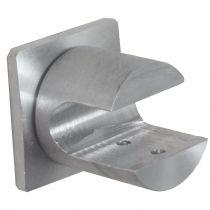 LM637-1 Βάση ξύλινου ραφιού Φ30x20mm αλουμίνιο
